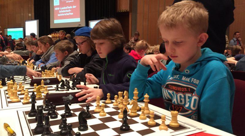 Landesmeisterschaften NRW im Schach