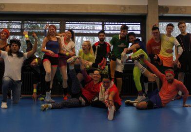 Sport-LK im Zumba-Fieber