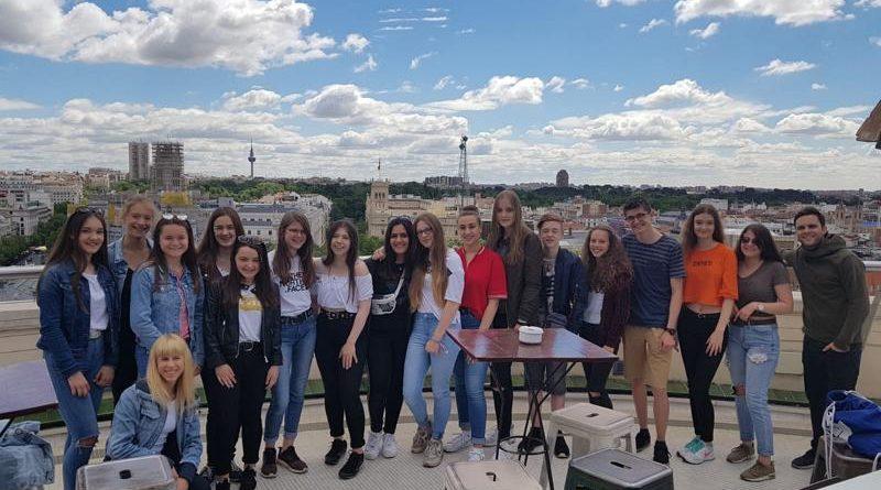 Kursfahrt nach Madrid: Diff-Kurs im Herzen Spaniens