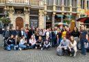 Fahrt in die europäische Hauptstadt Brüssel
