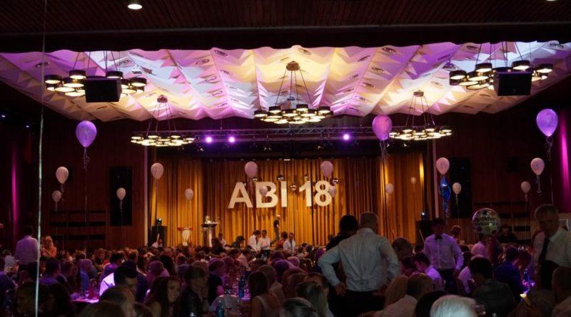 Der Abiball 2018
