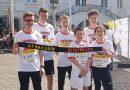 Marathonstaffel unter den Top 20