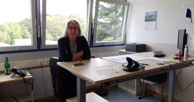 Abschiedsworte – Frau Flaig wechselt nach Gransee