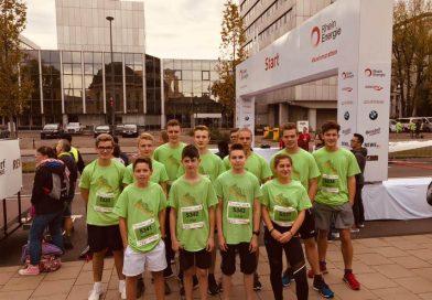 Herkenrather Marathonstaffel erreicht grandiosen 4. Platz