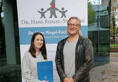 Gewinner im Dr. Hans Riegel-Fachpreis: Erdkunde