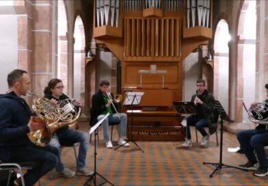 Senior Baroque Band – Christmas Special