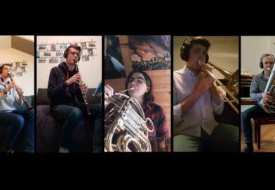 Woher willst du wissen, ob ich Tuba spielen kann oder nicht?!