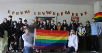Das Gymnasium Herkenrath feiert die Vielfalt