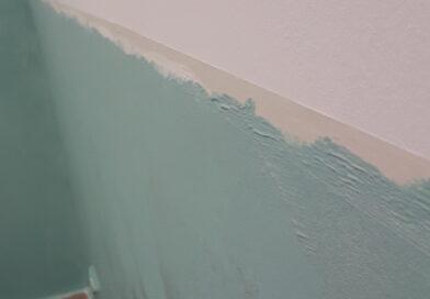 Sanitätsraum erstrahlt in neuer Farbe